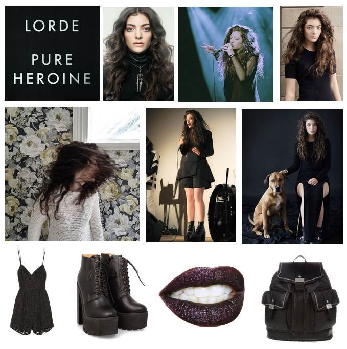 Lorde Fashion Coachella