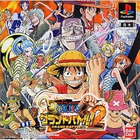 Download game One Piece Grand Battle 2 PS1 hight compres