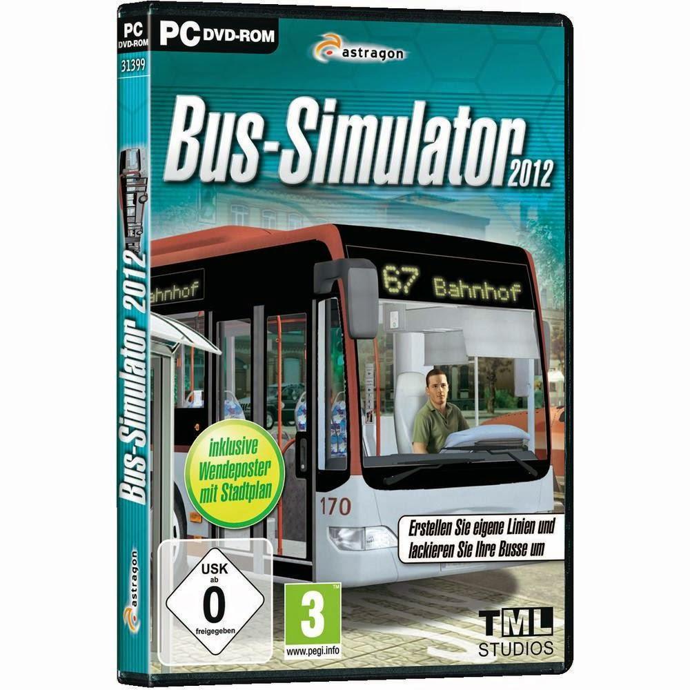 European Bus Simulator 2012 German To English Patch