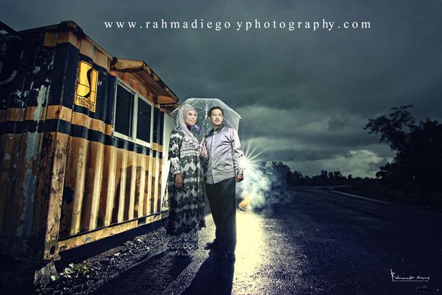 foto prewedding zahdi & Linda rahmadiegoyphotograph 1