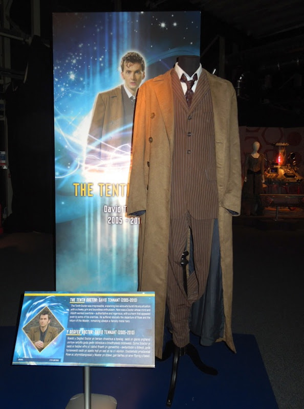 David Tennant Tenth Doctor Who costume