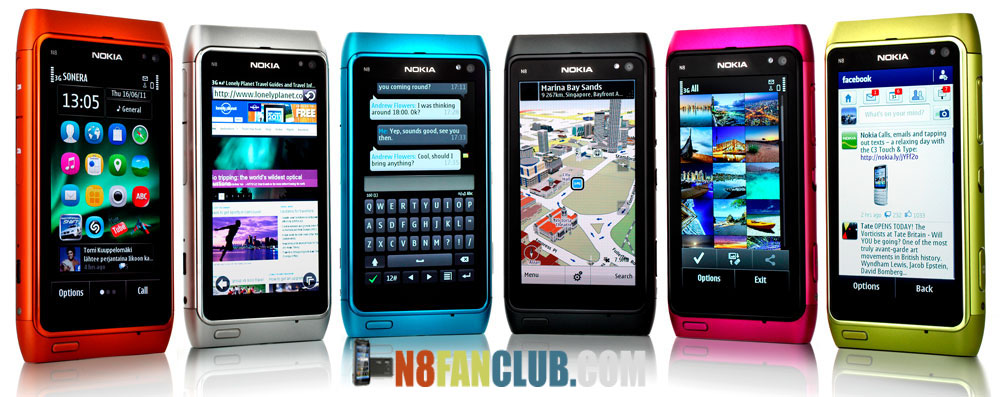 Best Applications Download for Nokia N8