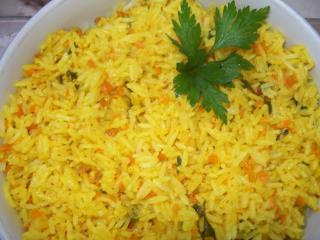 SPICY ARABIC RICE