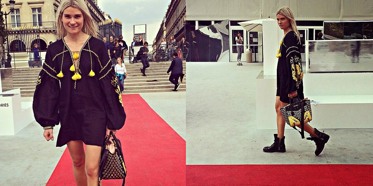Vyshyvanka Paris Fashion Week