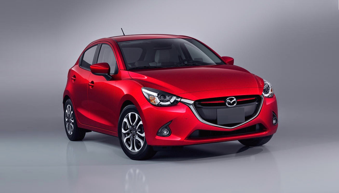 new 2016 mazda2 revealed car reviews new car pictures for 2018 2019. Black Bedroom Furniture Sets. Home Design Ideas