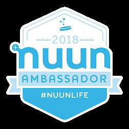 Team Nuun Member - 2018