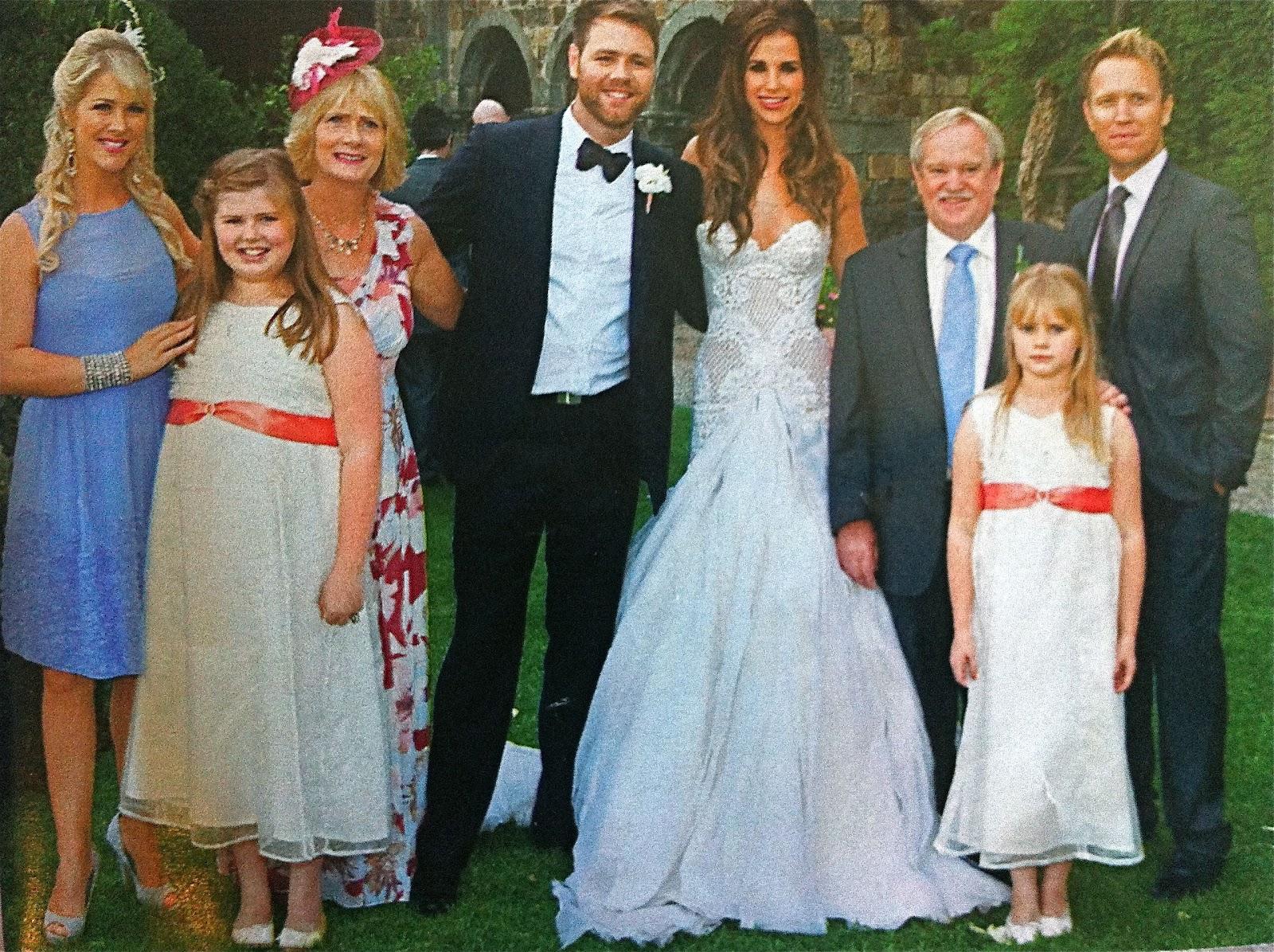 Tara mcfadden wedding