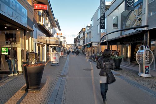 De beste winkelstad van nederland winkelstad apeldoorn for Koopavond amersfoort