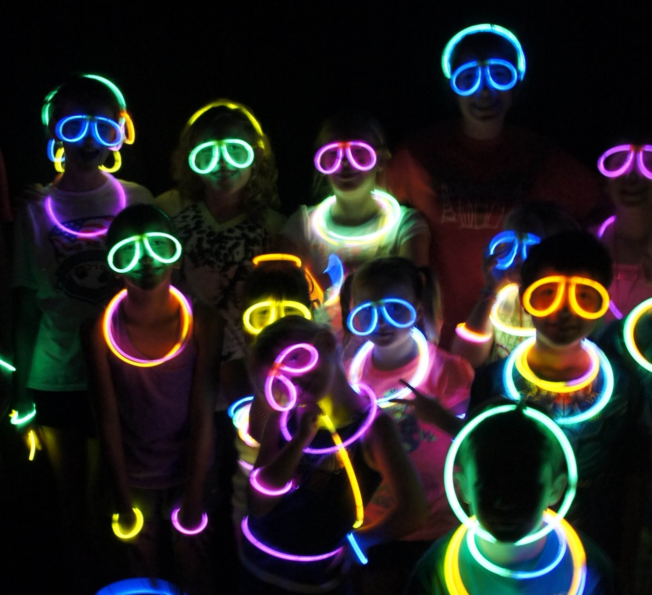 Register Today For The Folsom Glow Run!