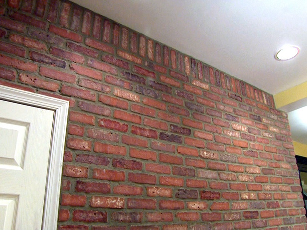 Brick box image interior brick veneer for Interior brick veneer