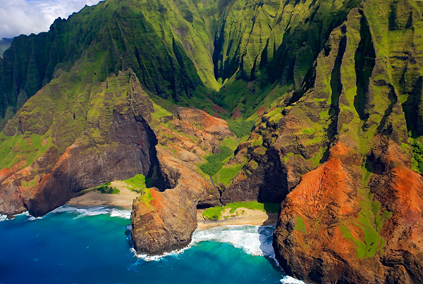 Redefining The Face Of Beauty Na Pali Coast Hawaii