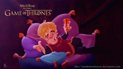 """Game Of Thrones""  al mejor estilo de Disney!"