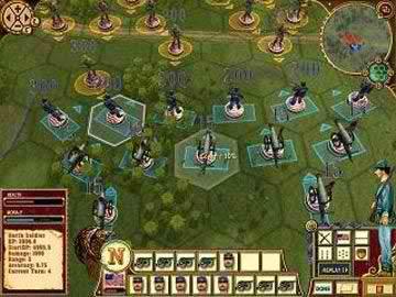 : American Civil War: Gettysburg - PC: Video Games