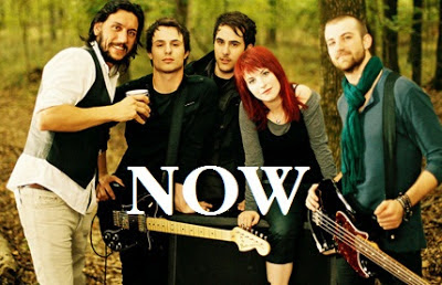 Paramore - Now Lyrics
