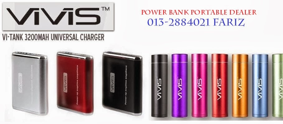 POWER BANK VIVIS DEALER
