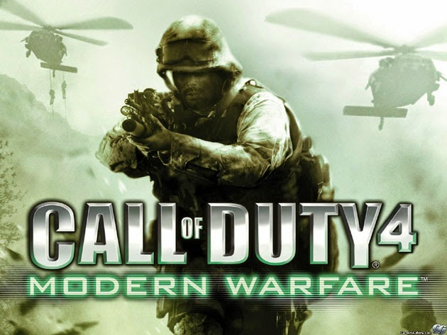 Full Version PC Game Download Call of Duty 4 Modern Warfare