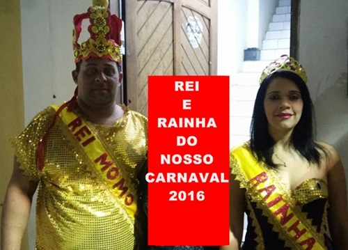 REI E RAINHA DO CARNAVAL