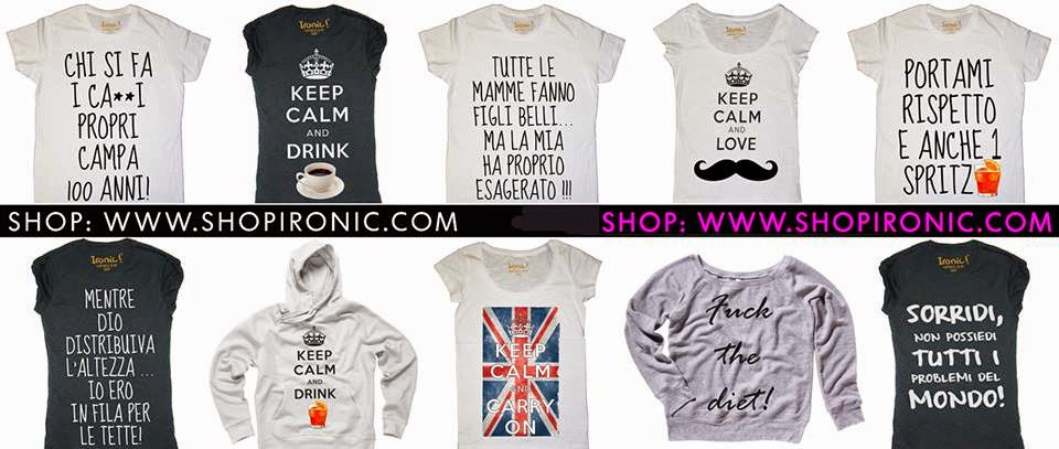 Eccezionale Tendenze // Mαкє Uρ {[e nøn sølø]}: IRONIC! Happiness in my shirt SG45