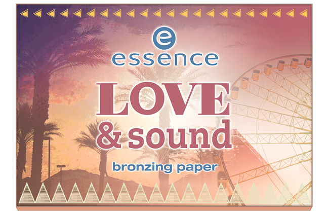 love sound essence salviettine