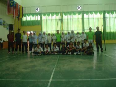 klinik badminton smk kuhara