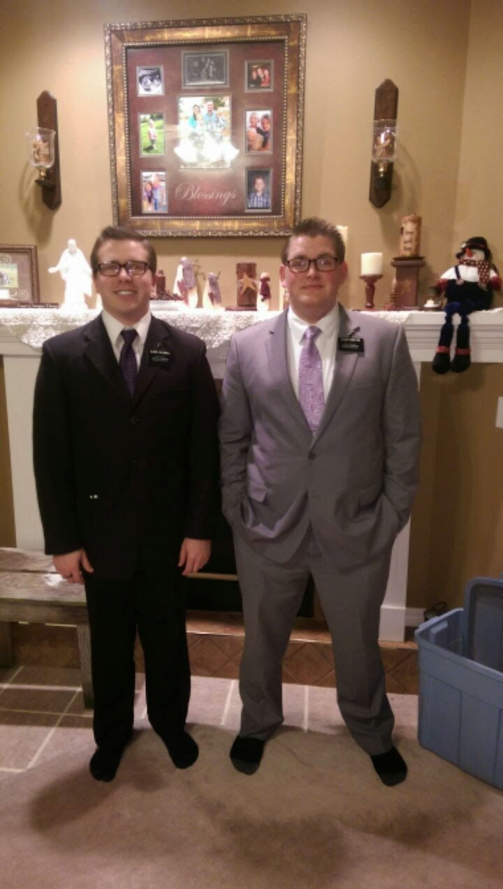 Elder Cureton and Me