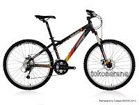 Sepeda Gunung United Nucleus Deore 27 Speed Shimano 26 Inci