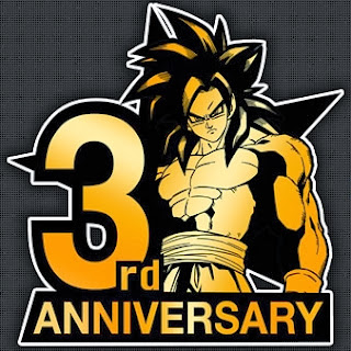 Dragon Ball Heroes 3rd anniversary