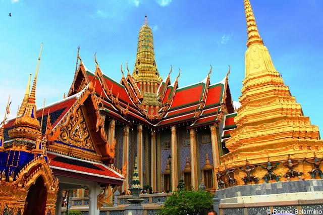 Prasat Phra Dhepbidorn, Grand Palace