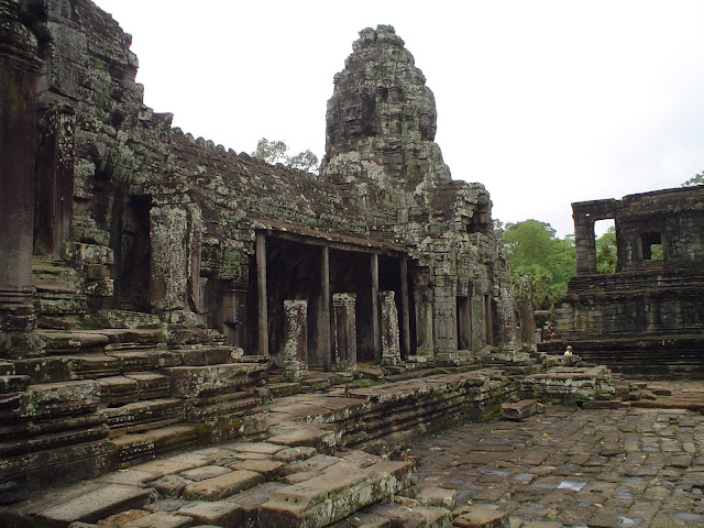 Angkorwat Temple - Cambodge