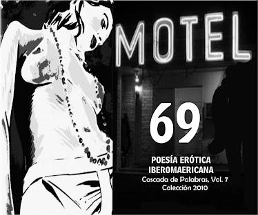 GARAGE 69 poesía erótica iberoamericana