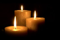 Candle Seamless Loop