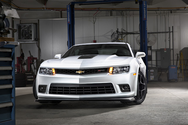 2014 Chevrolet Camaro Z28: The Pony Car Icon Is Back [Updated: Price]