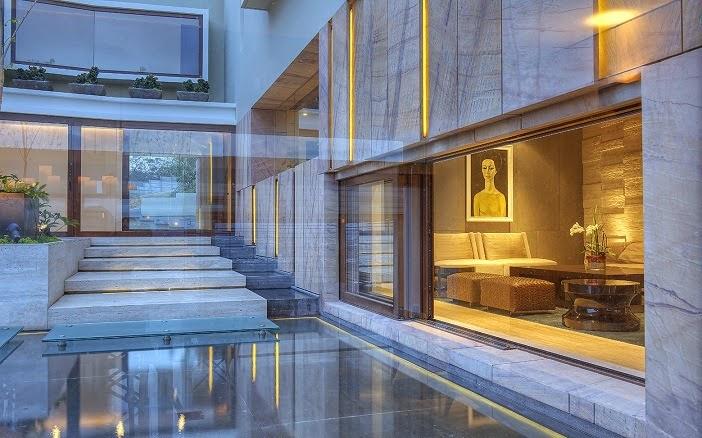 Arquitectura casaval agua luz y naturaleza costa rica arquitexs - Arquitectos en oviedo ...
