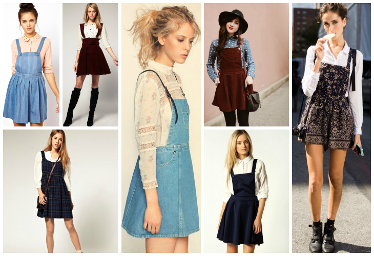Love From Lisa The Pinafore Dress