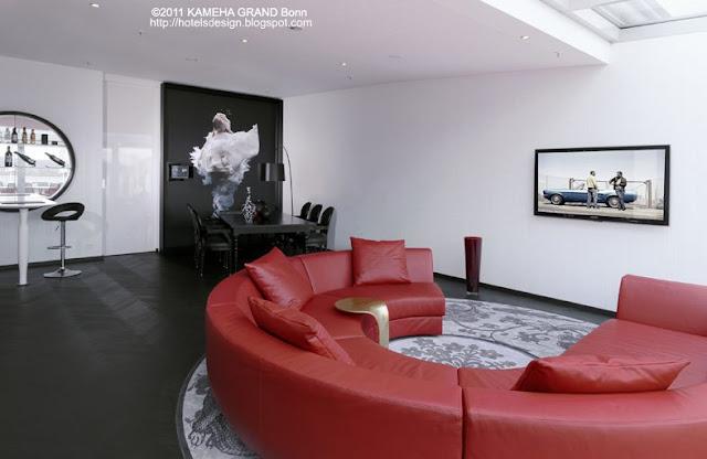 Kameha Grand Bonn_23_Les plus beaux HOTELS DESIGN du monde