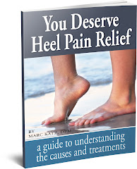 Free Heel Pain Book(a $9.95 value)