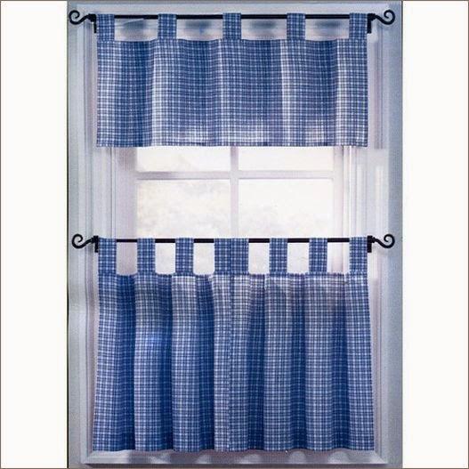 Как можно украсить кухонное окно