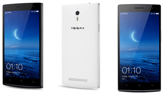 Oppo Smartphone Find 7a