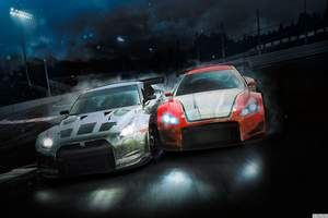 Need for Speed SHIFT 2 Game Screenshot-1