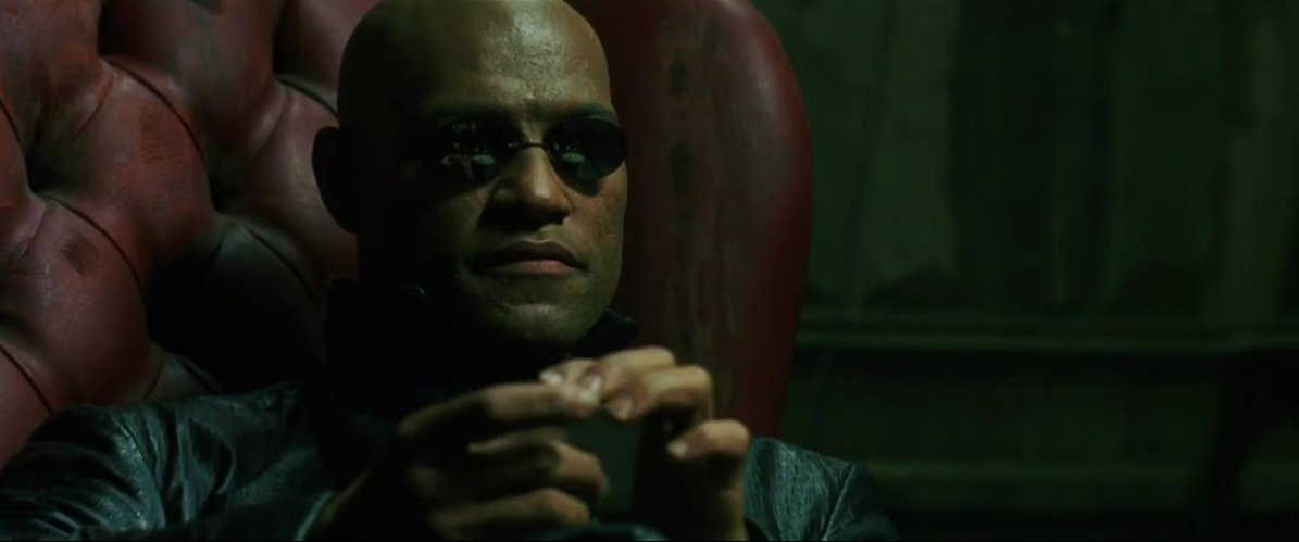laurence fishburne matrix - photo #22
