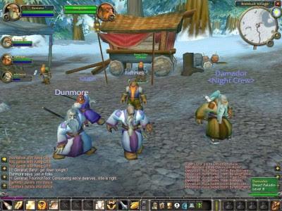 World of Warcraft 1.12.1 (Full Rip/2004)
