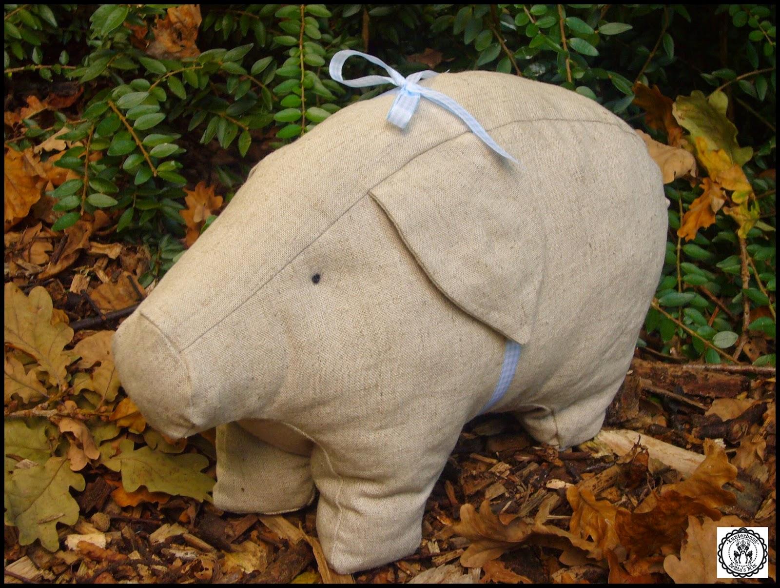 kunterbunt- Britta´s Mix: Ein Lotta-Schwein