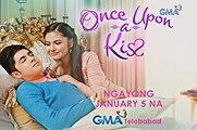 Once Upon a Kiss March 18 2015