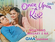Once Upon A Kiss February 27, 2015