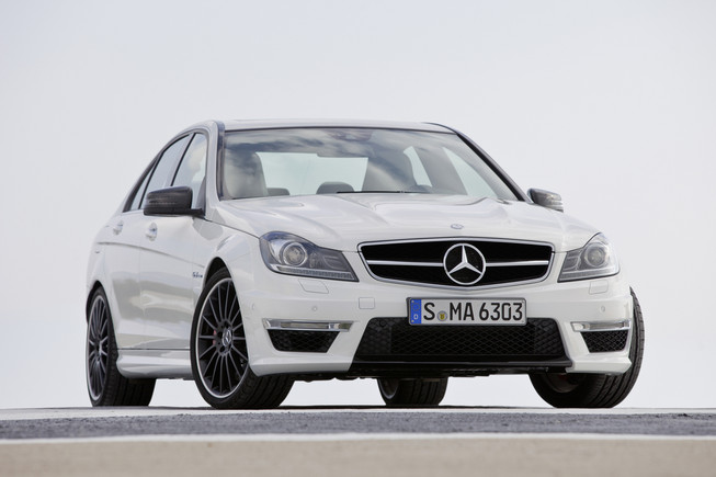 2011 Mercedes-Benz C63 Higher Performance