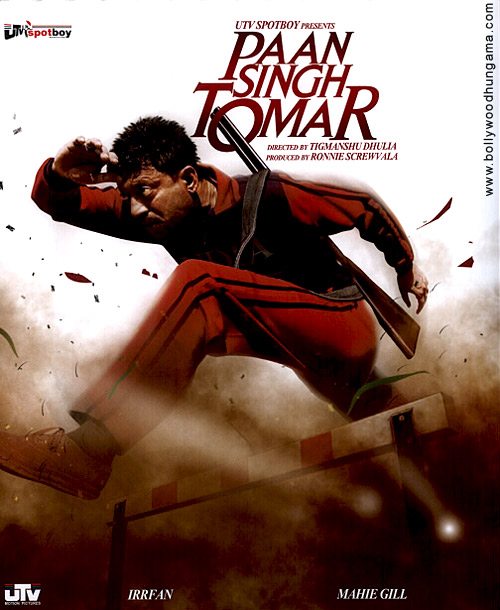 Paan Singh Tomar (2012) First Look Info