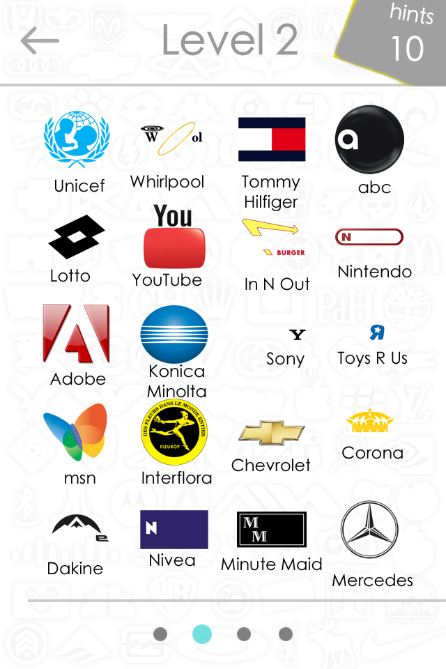 Level 3 Logos Quiz Answers For Iphone Ipad Ipod Android ...