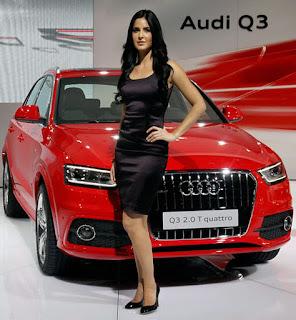 Delhi Auto expo 2012 photos 0_Katrina_Kaif_with_Audi