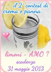rotolo di ricotta al limone e fragole