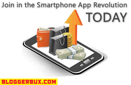 BloggerBux 50 ways to make money online selling apps